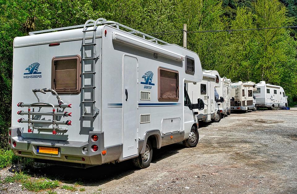 rv storage, motor home, trailer