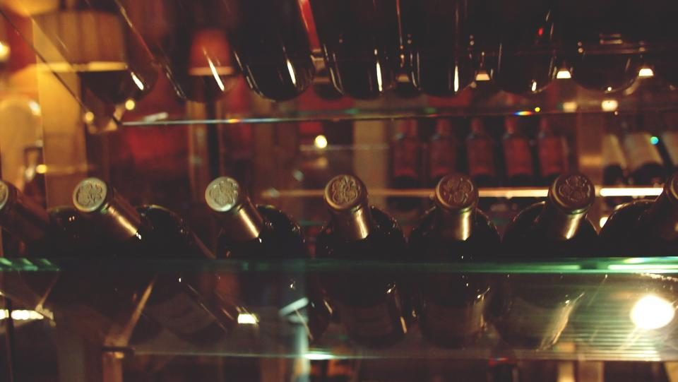 storing wine, wine, storage, stop and store, penticton