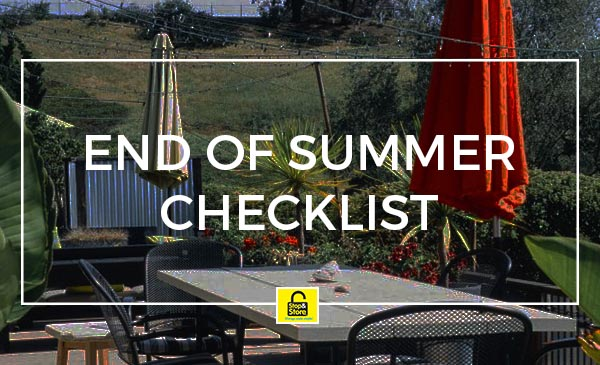 summer, checklist, tips