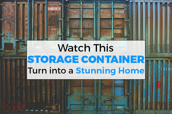 storage container, home