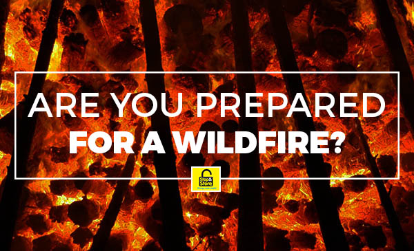 wildfire, prep, tips