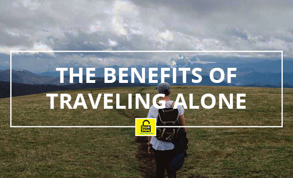 traveling alone, backpacking