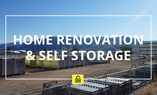 home renovation, self storage, penticton