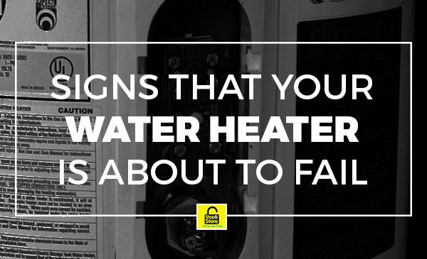 water heater, fail, home