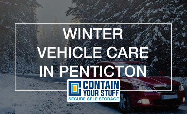 vehicle care, winter, car