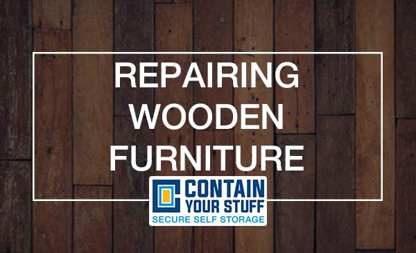 Repairing Wood Furniture