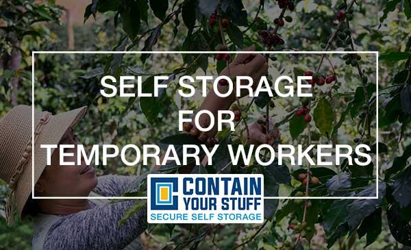 temporary, worker, storage