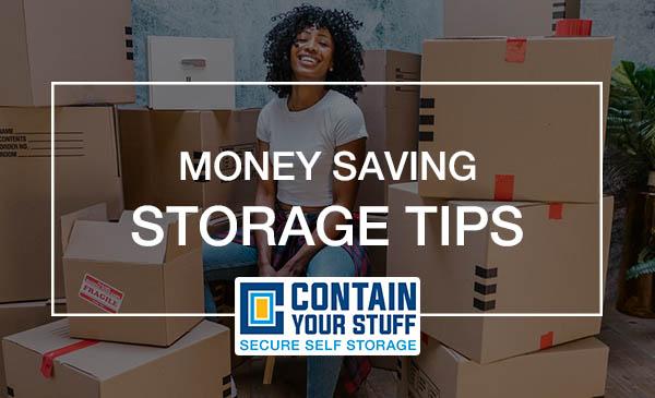 money saving, storage tips, women, boxes