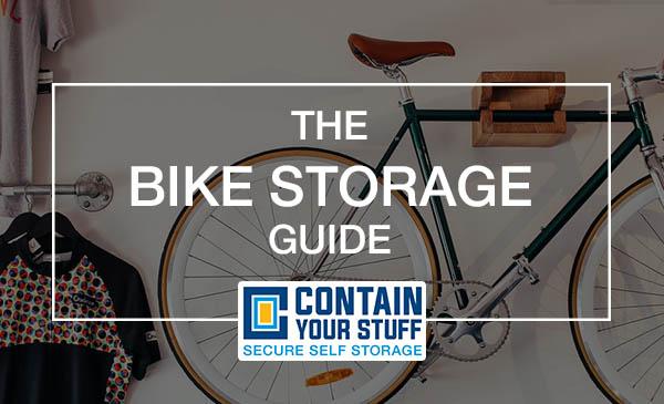 bike storage, guide, tips