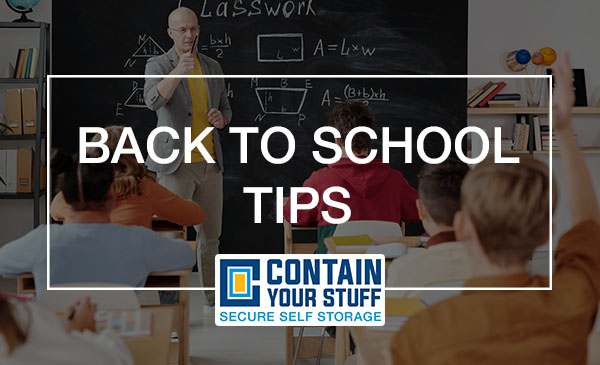 back to school, tips, students